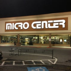 Photo taken at Micro Center by Mike F. on 3/24/2013