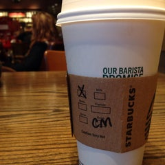 Photo taken at Starbucks by Mohammed on 1/2/2015