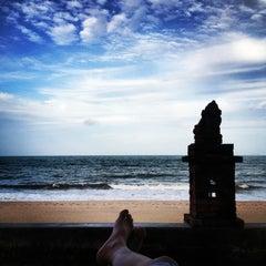 Photo taken at Lanta Sand Resort And Spa Koh Lanta by narin s. on 9/21/2013