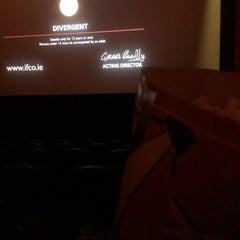 Photo taken at Omniplex Cinema by Caroline Melissa V. on 4/6/2014
