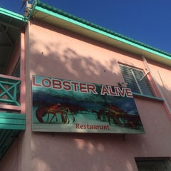 Photo taken at Lobster Alive by Carmem D. on 7/19/2015