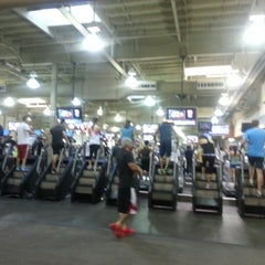 Photo taken at 24 Hour Fitness by Raymond G. on 8/16/2013