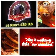 Photo taken at Dreamland Bar-B-Que Ribs by Tim B. on 11/25/2012