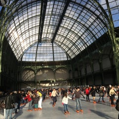 Photo taken at Grand Palais by Shannon V. on 12/25/2012