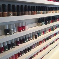 Photo taken at Ada Nails and Spa by Kelly K. on 2/27/2016