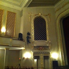 Photo taken at Metropolitan Theatre by Linda B. on 10/27/2013