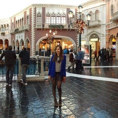 Photo taken at Venetian Canal by Chase L. on 11/13/2012