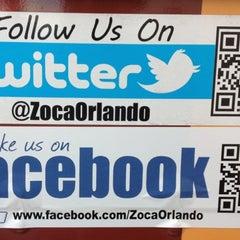 Photo taken at Zoca: Taco + Burrito Truck by TJ K on 10/16/2012