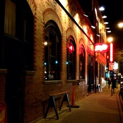 Photo taken at Schubas Tavern by Ben D. on 9/21/2012