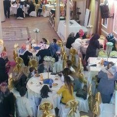 Photo taken at Arslan Düğün Salonu by Merve A. on 4/25/2015