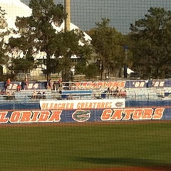 Photo taken at McKethan Stadium at Perry Field by Ralph on 4/24/2015