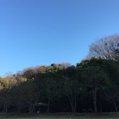 Photo taken at 富岡総合公園 by きんちゃん on 1/11/2015