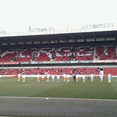 Photo taken at The City Ground by Sharpy on 4/6/2013