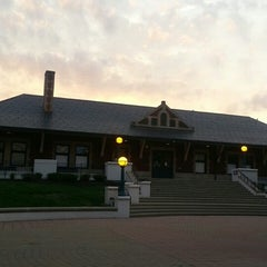 Photo taken at Amtrak Station (CRF) by Valentin S. on 5/16/2013