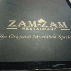 Photo taken at Frenz Hotel & ZamZam Restaurant by Flyer F. on 1/23/2013