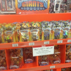 """Photo taken at Toys""""R""""Us by Kathy C. on 4/11/2013"""