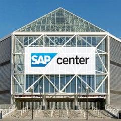 Photo taken at SAP Center at San Jose by Anthony B. on 7/9/2013