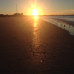 Photo taken at East Matunuck State Beach by lee u. on 9/14/2014