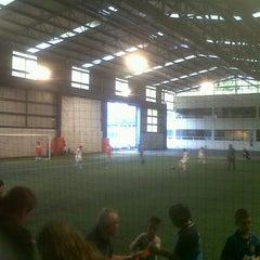 Photo taken at Liga Euro Monterrey by Claudia P. on 12/18/2012