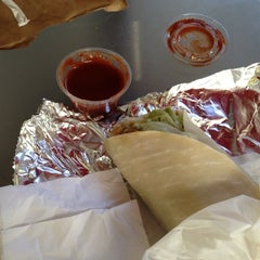 Photo taken at Burrito Brothers Taco Company by Philip H. on 10/19/2012