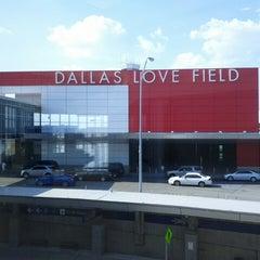 Photo taken at Dallas Love Field (DAL) by Ernesto Y. on 7/22/2013