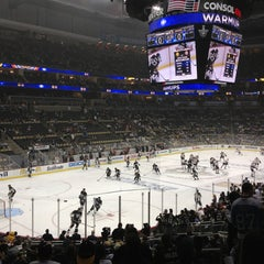 Photo taken at CONSOL Energy Center by Chad W. on 6/3/2013