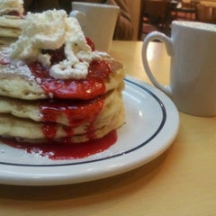 Photo taken at IHOP by Sergio U. on 1/21/2013