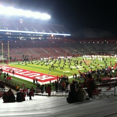 Photo taken at High Point Solutions Stadium by Jaimie G. on 11/29/2012