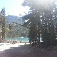 Photo taken at McLeod Lake by Cathie N. on 8/13/2013