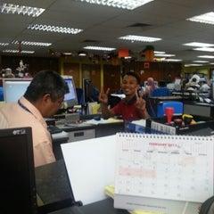Photo taken at Tenaga Nasional Berhad by Muhammad S. on 1/31/2013