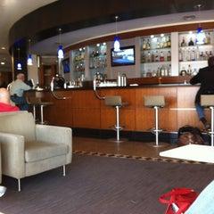Photo taken at Delta Sky Club by Brad L. on 11/22/2012