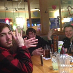 Photo taken at Applebee's by Cliff R. on 2/16/2014