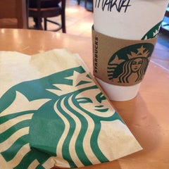 Photo taken at Starbucks by Maria S. on 10/18/2013