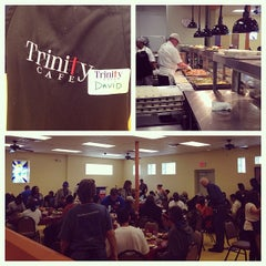 Photo taken at Trinity Cafe by Jason S. on 3/14/2014