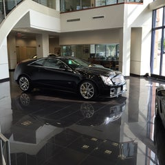 Photo taken at Germain Cadillac of Easton by Skip O. on 7/29/2015