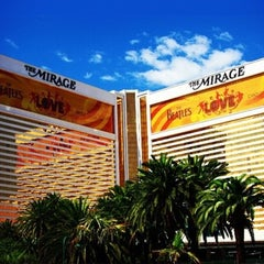 Photo taken at The Mirage Hotel & Casino by Timothy on 7/7/2013