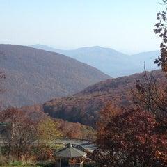 Photo taken at Wintergreen Resort by Harold E. on 10/25/2012