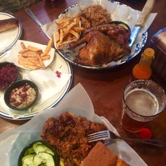 Photo taken at American Glory BBQ by Albert F. on 9/13/2015