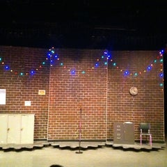 Photo taken at The Dairy Center for the Arts by Greg O. on 12/24/2012