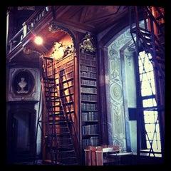 Das Foto wurde bei Prunksaal der Nationalbibliothek von ryu m. am 2/26/2013 aufgenommen