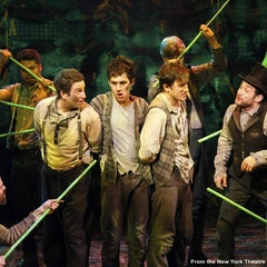 Photo taken at Peter and the Starcatcher by Solemi C. on 1/13/2013