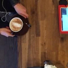 Photo taken at Telegraphe Café by Telegraphe Café on 12/12/2014