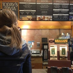 Photo taken at Caribou Coffee by Keely W. on 4/7/2013