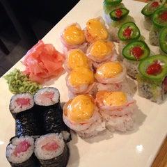 Photo taken at Cafe Sushi by Joe H. on 7/9/2014