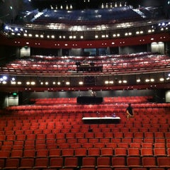 Photo taken at Sadler's Wells by Billy B. on 10/11/2012