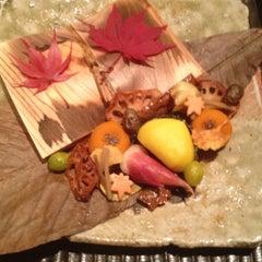 Photo taken at Kajitsu by Shizuka M. on 11/27/2012