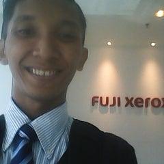 Photo taken at Fuji Xerox Office by Mohammad Najib Towy on 5/5/2014