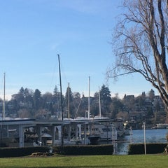Photo taken at Seattle Yacht Club by Chells M. on 1/14/2015