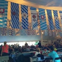 Photo taken at Gasthaus Bavarian Hunter by Steve E. on 9/13/2013