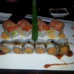 Photo taken at Sapporo Sushi by Brittnee R. on 4/10/2013